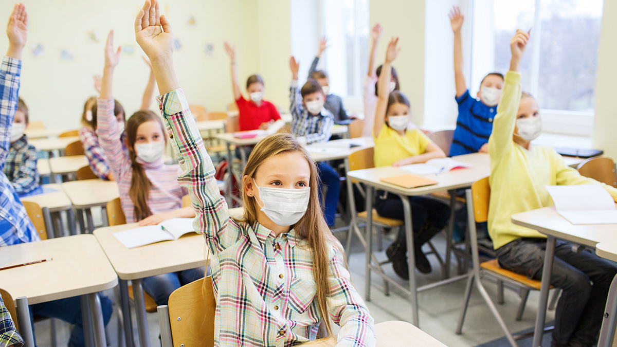Kids PPE for Schools